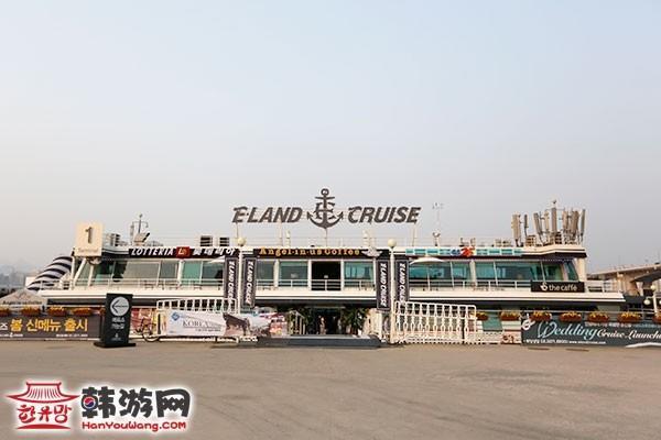 韩国E•LAND(依恋)汉江游览船41