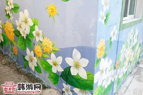 釜山甘川文化村_韓國景點_韓遊網