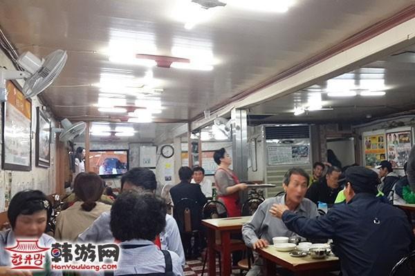 釜山松亭3代猪肉汤饭9