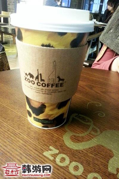 Zoo coffee特色咖啡厅_韩国美食_韩游网