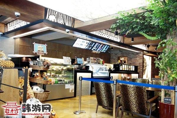 韩国Zoo coffee特色咖啡厅09
