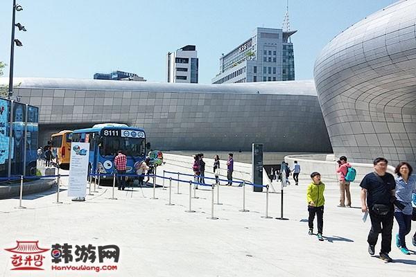 韩国东大门设计广场DDP04