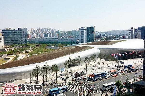 韩国东大门设计广场DDP03