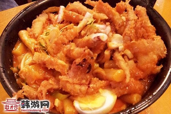 新村Uncles大叔们炒年糕美食店05