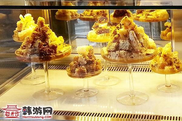建大Softree蜂蜜冰淇淋店_韩国美食_韩游网