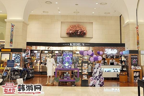 釜山新世界百货商店(Centum City)_韩国购物_韩游网