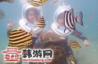 济州岛海底漫步sea walker06