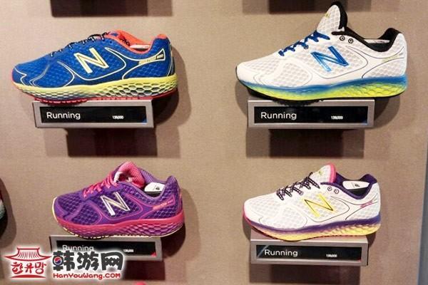 韩国弘大New Balance旗舰店04