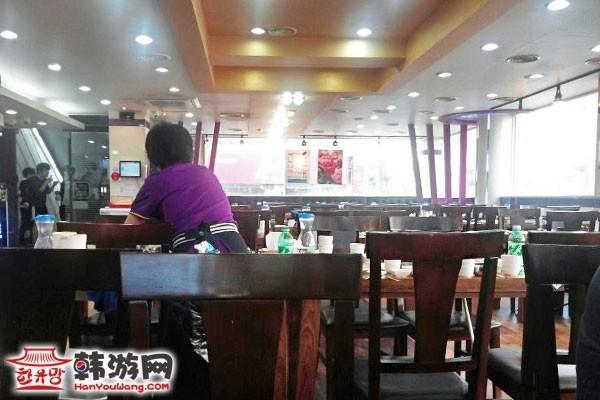 韩国建大하이미트自助烧烤店11