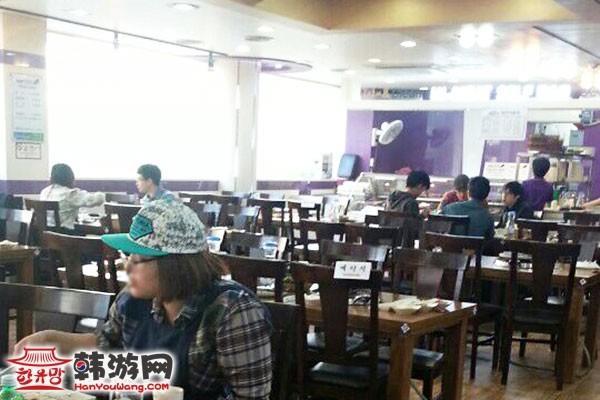 韩国建大하이미트自助烧烤店12
