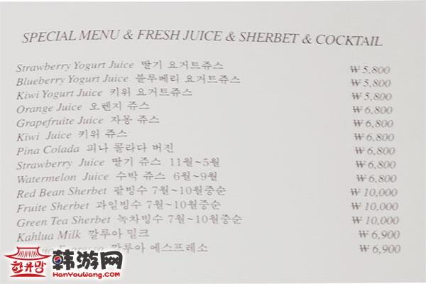 梨大Cafe Pera咖啡甜品店_韩国美食_韩游网