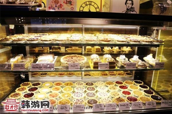 Tartine美国派甜品店(梨泰院店)_韩国美食_韩游网