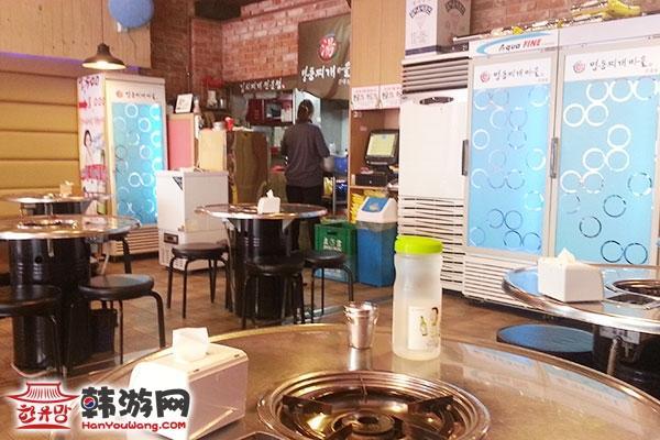 明洞汤村泡菜汤专门店09