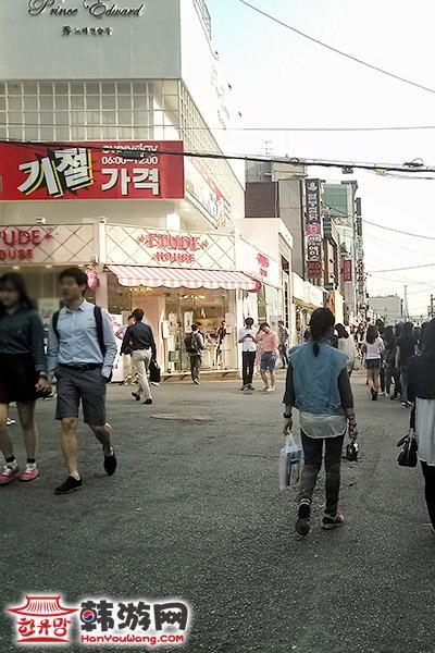Running man HAHA 弘大烤猪肉店15