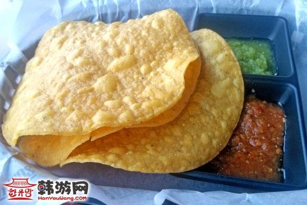 """新沙洞""""棒中之棒""""墨西哥餐厅VATOS_韩国美食_韩游网"""