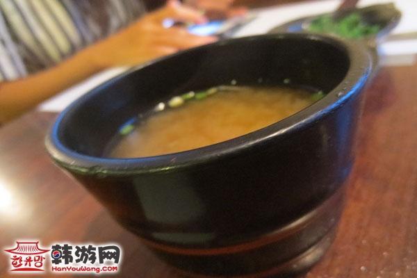 美食介绍一酱汤