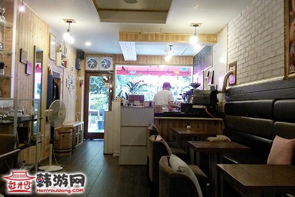 韩国CAFE ING咖啡店02