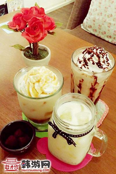 韩国CAFE ING咖啡店08