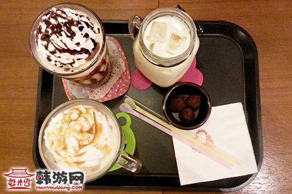 韩国CAFE ING咖啡店09
