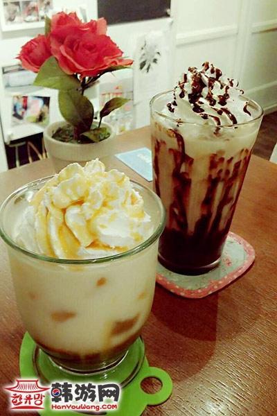 韩国CAFE ING咖啡店17