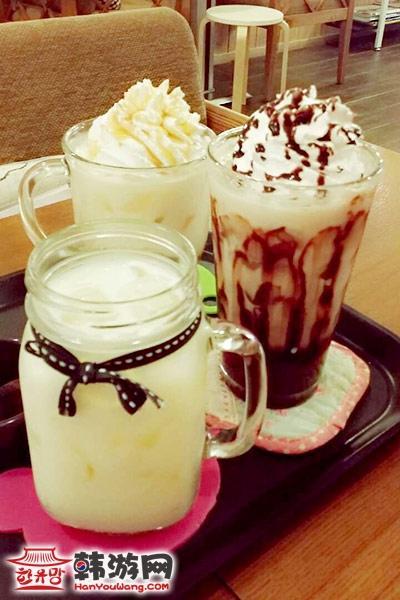 韩国CAFE ING咖啡店18