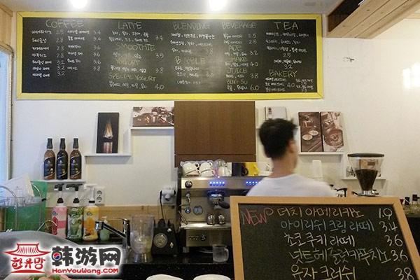 韩国CAFE ING咖啡店23