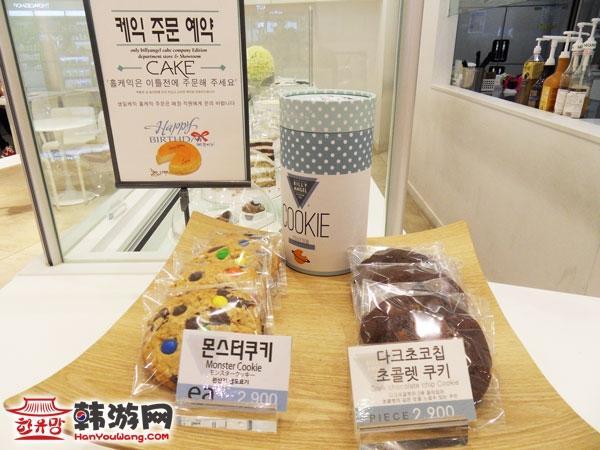 清凉里BILLY ANGEL蛋糕店_韩国美食_韩游网