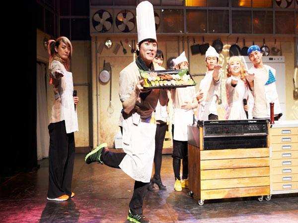 首尔厨师秀(原BIBAP拌饭秀)_韩国景点_韩游网