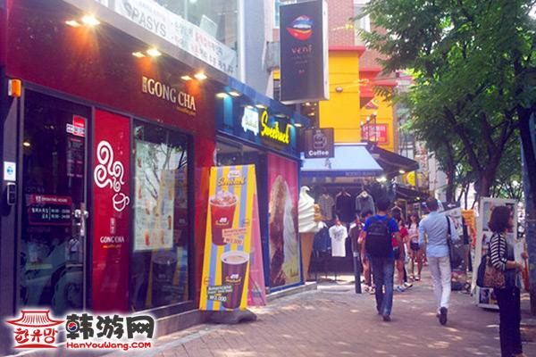弘大sweetruck蜂蜜冰淇淋店13