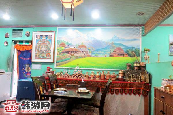 东大门EVEREST RESTURANT印度餐厅_韩国美食_韩游网