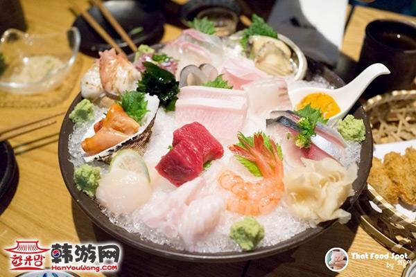 新沙洞Akii日式餐厅07
