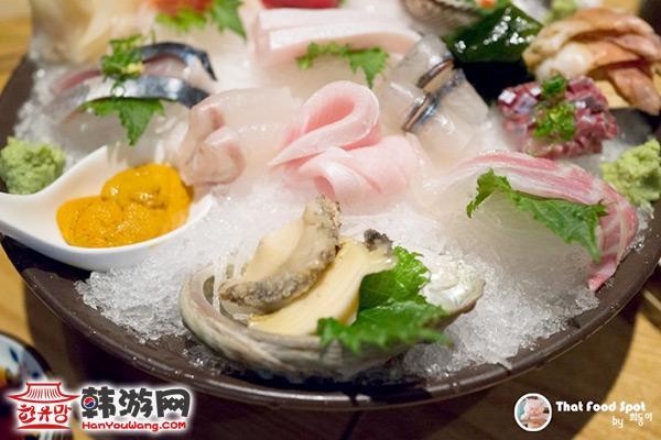 新沙洞Akii日式餐厅08
