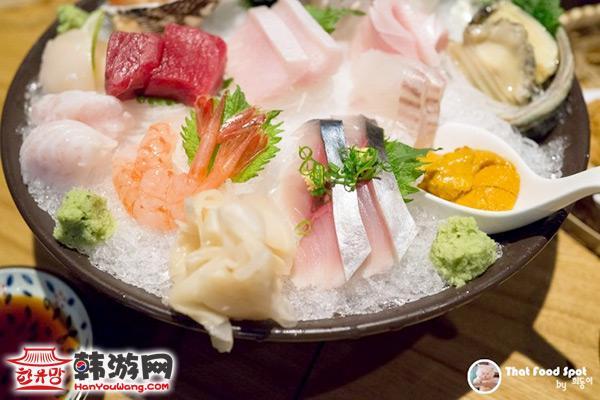 新沙洞Akii日式餐厅09