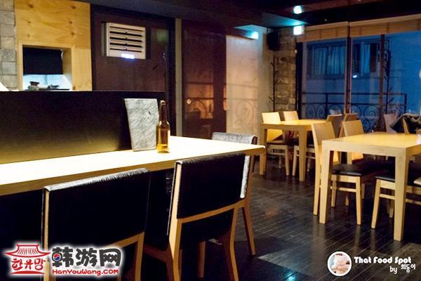 新沙洞Akii日式餐厅11