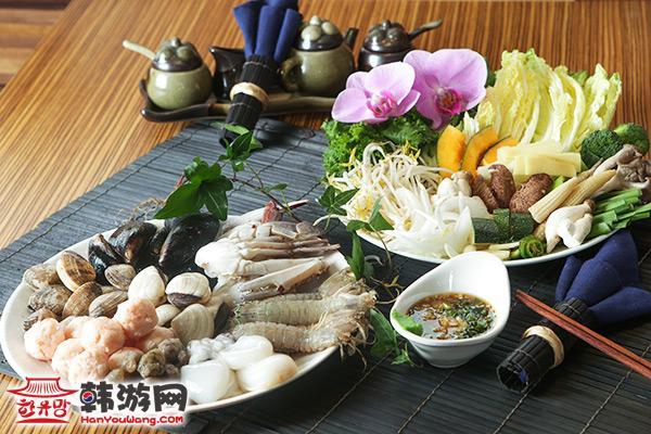 济州岛天海天火锅自助餐厅02