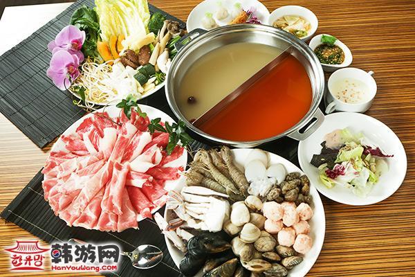 济州岛天海天火锅自助餐厅03