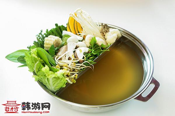 济州岛天海天火锅自助餐厅05