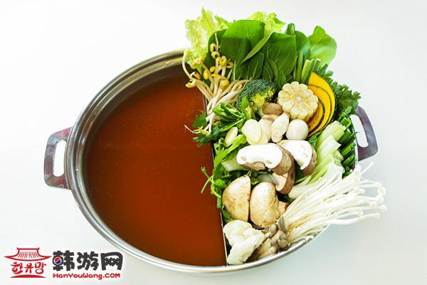 济州岛天海天火锅自助餐厅06