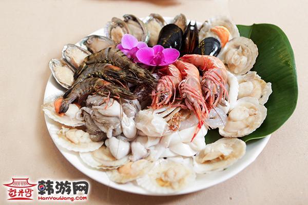 济州岛天海天火锅自助餐厅11