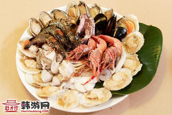 济州岛天海天火锅自助餐厅12