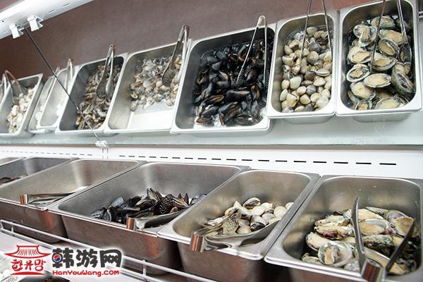 济州岛天海天火锅自助餐厅13