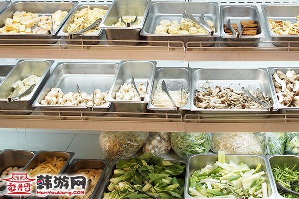 济州岛天海天火锅自助餐厅15