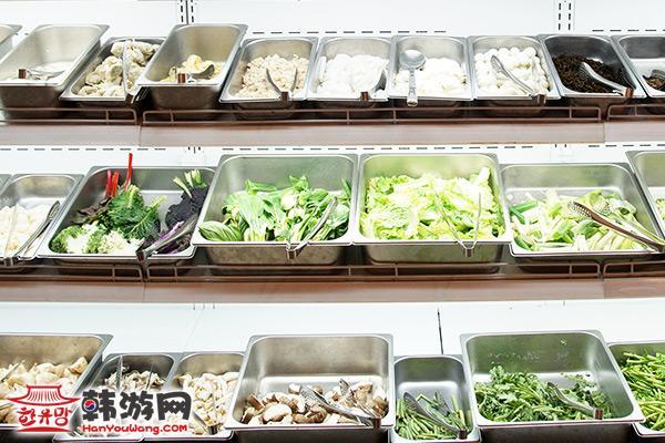 济州岛天海天火锅自助餐厅16