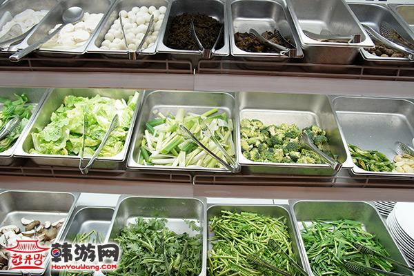 济州岛天海天火锅自助餐厅17