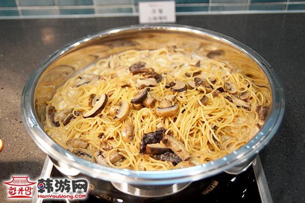 济州岛天海天火锅自助餐厅19