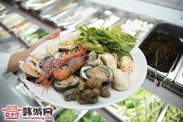 济州岛天海天火锅自助餐厅28