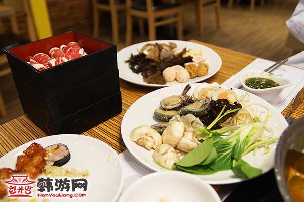 济州岛天海天火锅自助餐厅29