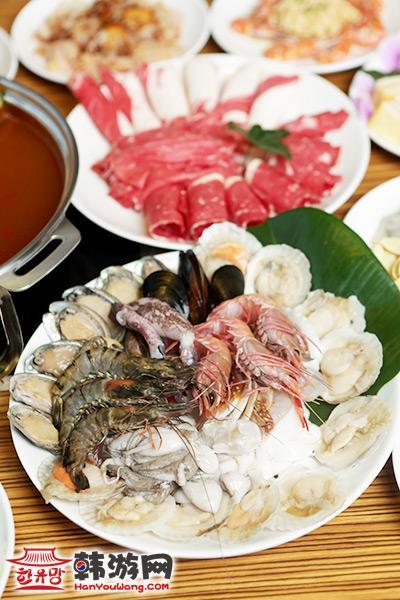 济州岛天海天火锅自助餐厅30