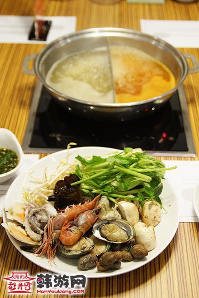 济州岛天海天火锅自助餐厅31