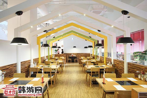 济州岛天海天火锅自助餐厅32